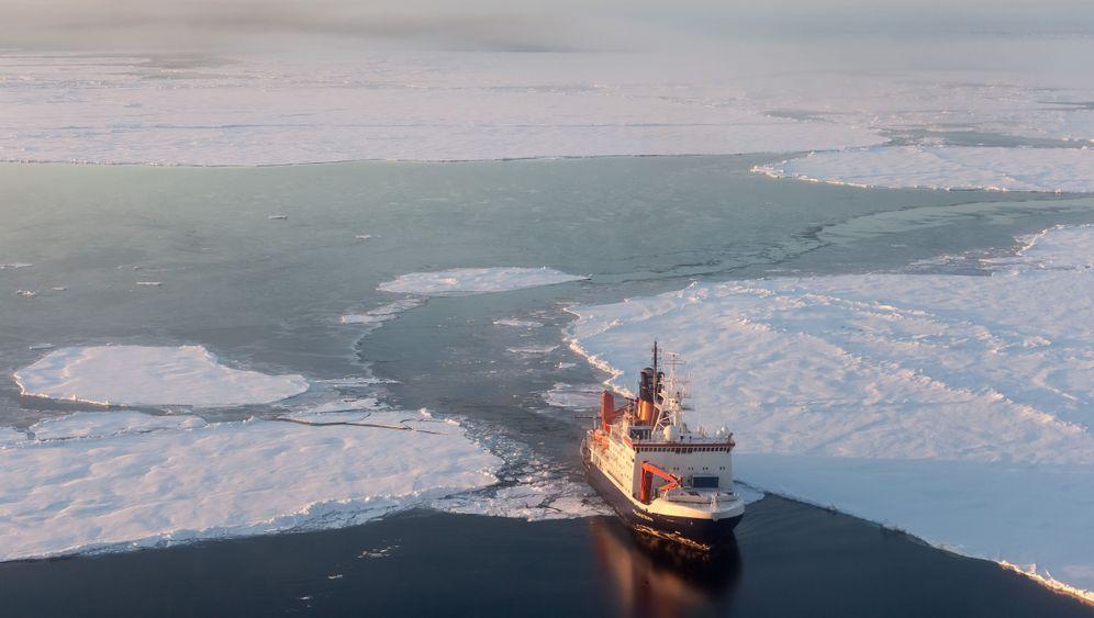 """""""Mosaic""""-Expedition: Ein Jahr in der Kälte"""