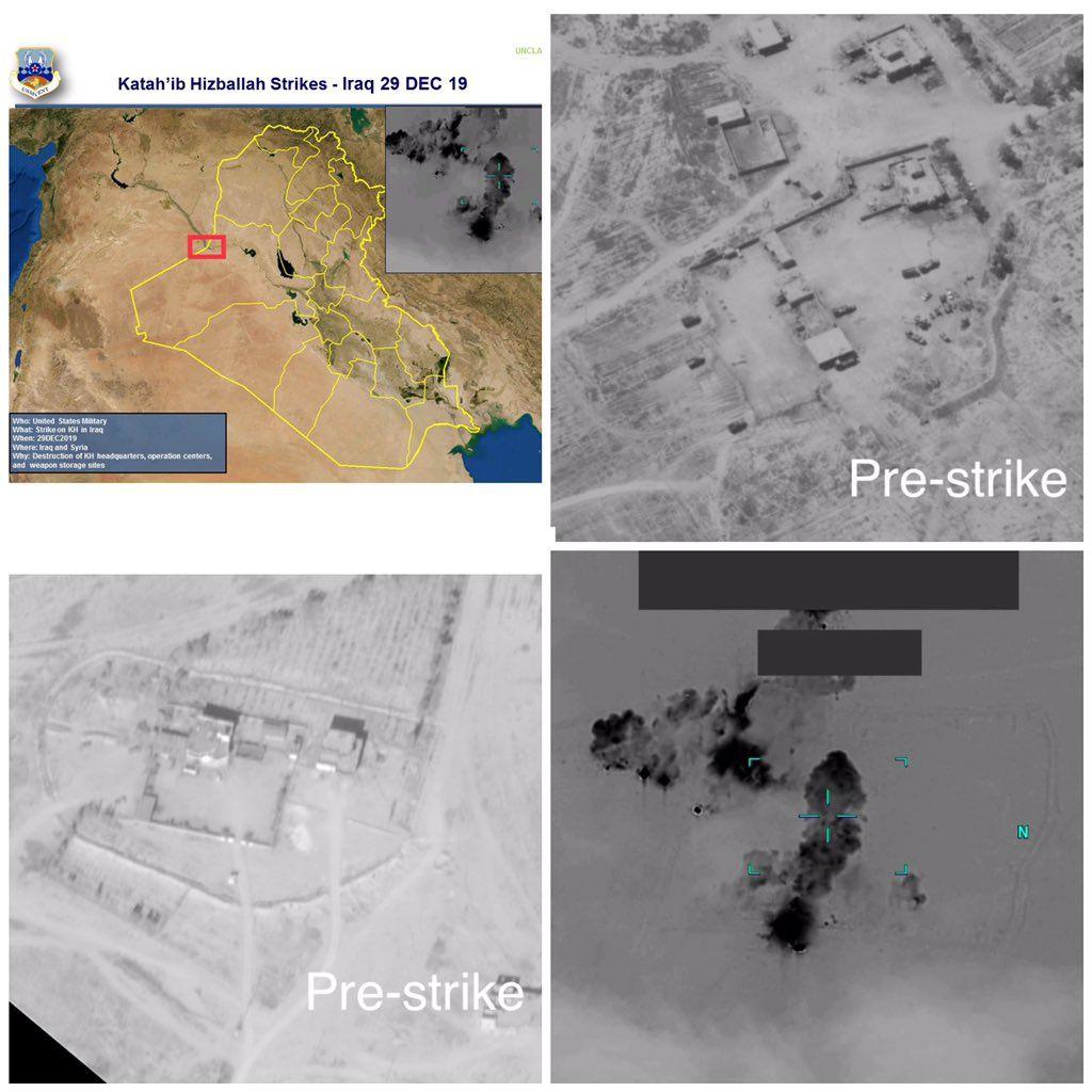 USA Angriff Irak