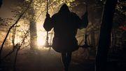 Trommeln im Wald