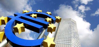 EZB in Frankfurt: Wachstumskräfte überschätzt