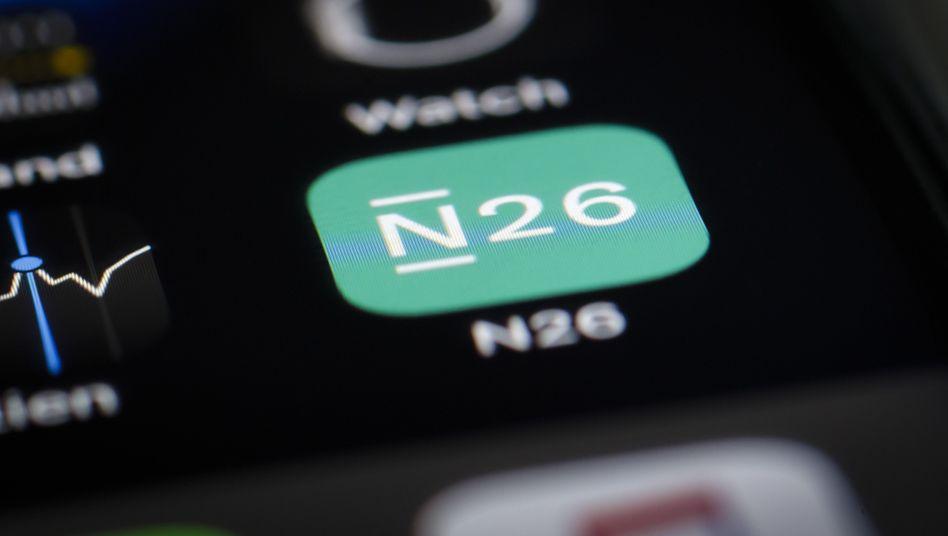 App von N26: Wagniskapitalgeber glauben offenbar an das Geschäftsmodell