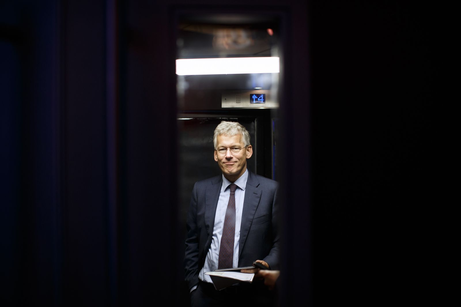 Royal Philips NV Chief Executive Officer Frans Van Houten Speaks At Innovation Day