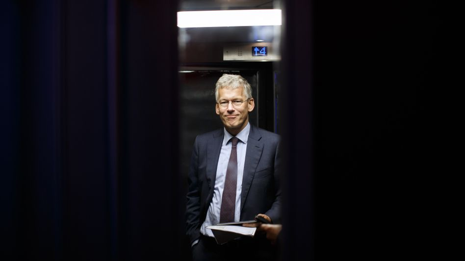 Philips-Chef Frans van Houten (2014)