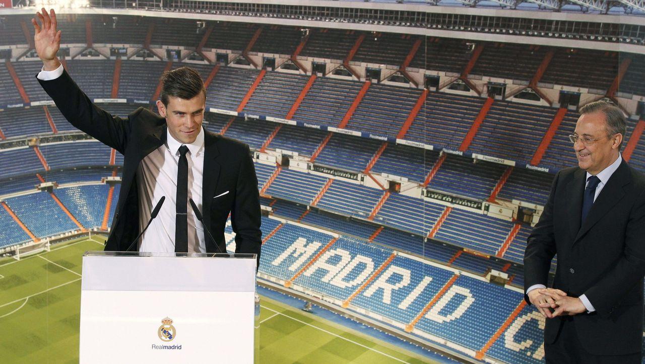 Real Madrid Transfersperre