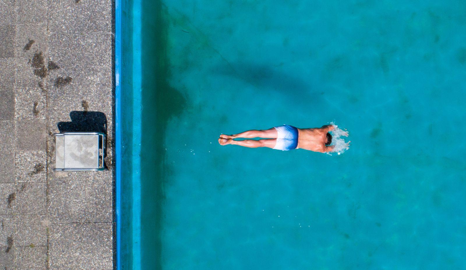 Bio-Schwimmbad