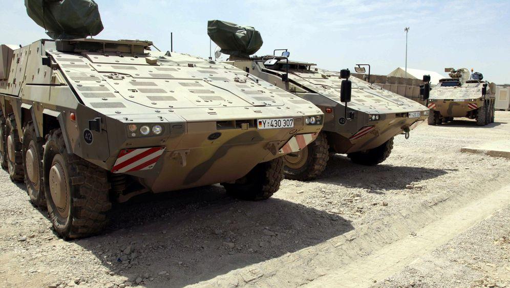 GTK Boxer: Saudi-Arabien will Radpanzer bestellen