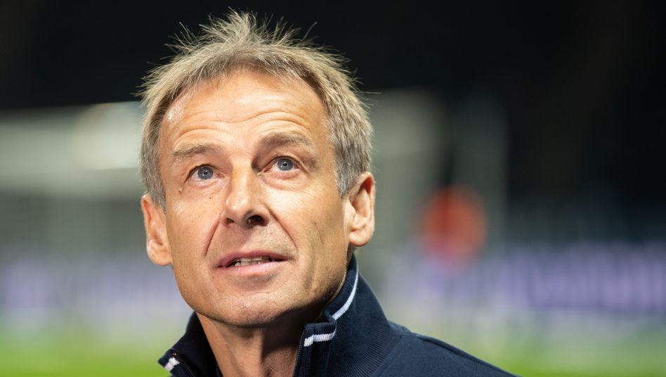 Jürgen Klinsmann: Schluss bei der Hertha, Schluss im TV