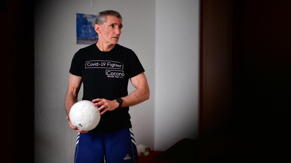 Long-Covid-Patient Dirk Timm: »Ich dachte, nach ein, zwei Wochen bin ich wieder fit«