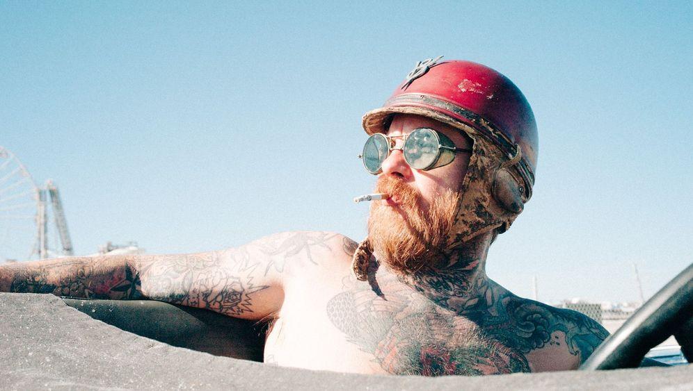 Hot-Rod-Rennen in Wildwood: Coole Kerle, heiße Kisten