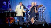 Lady Gaga singt mit Gentleman Grandezza
