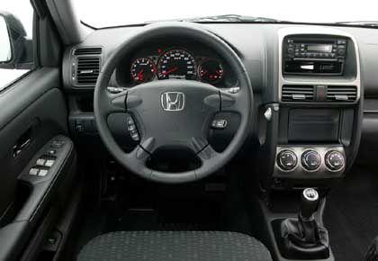 Cockpit: Guter Ausblick wegen der SUV-Sitzhöhe