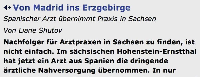Von der Internetseite dradio.de