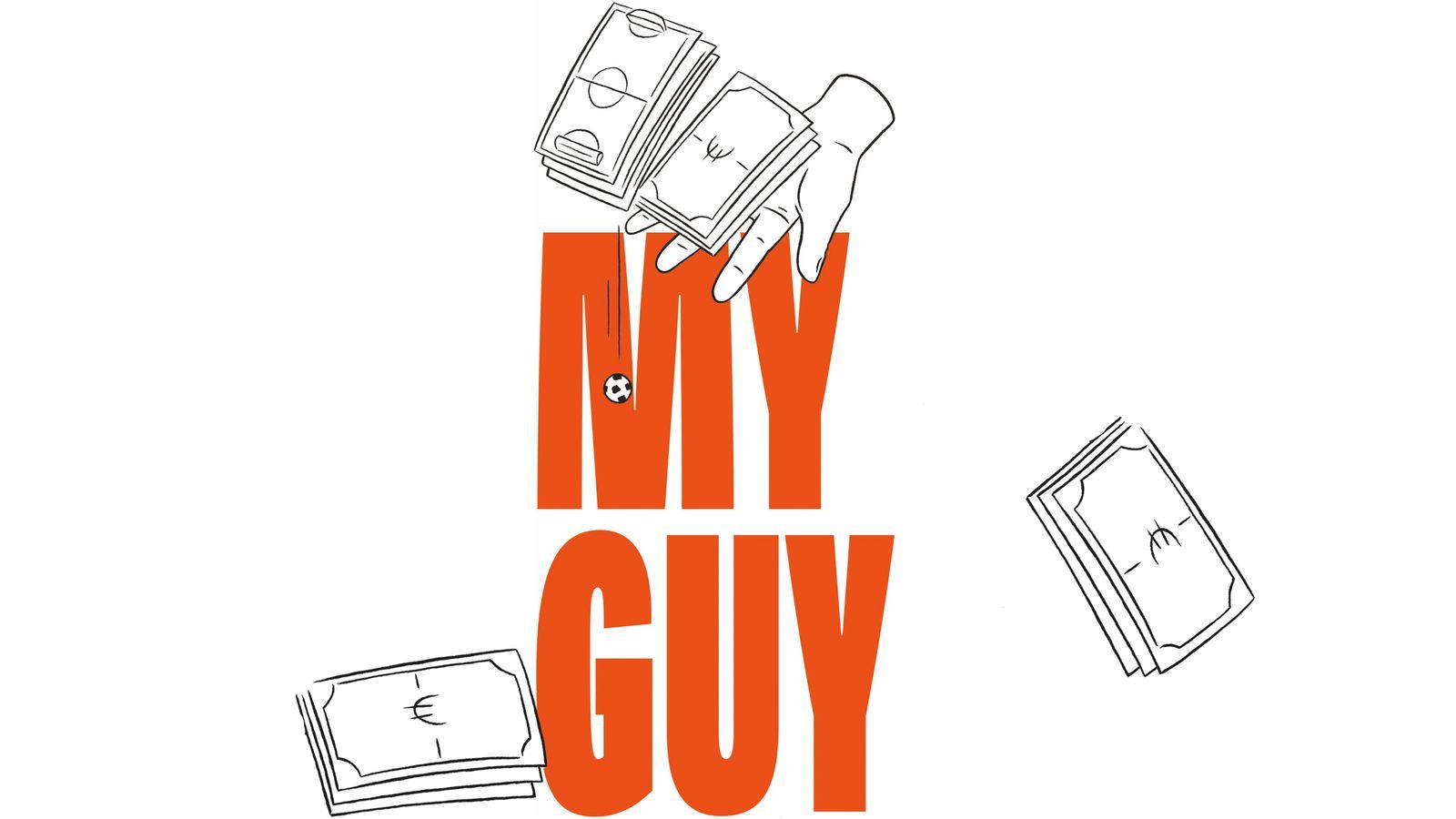 EINMALIGE VERWENDUNG DD/ Dirty Deals/ SPON/ Zitat/ Englisch/ Pini/ My Guy