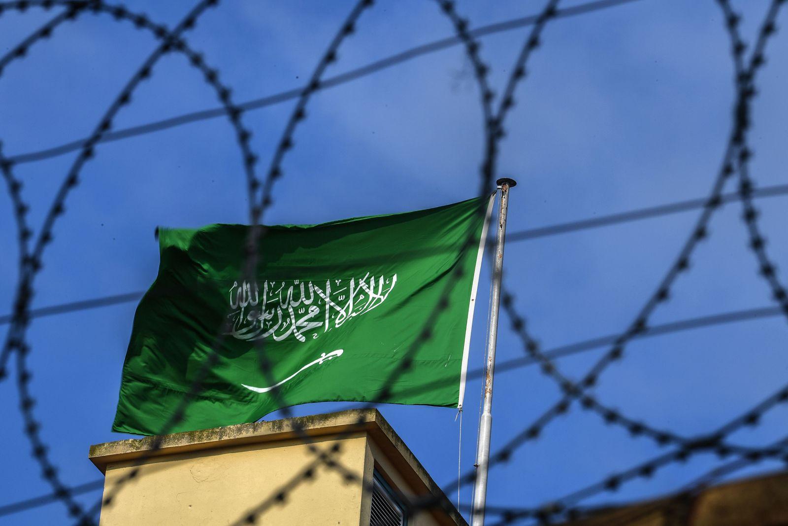 TURKEY-SAUDI-POLITICS-DIPLOMACY