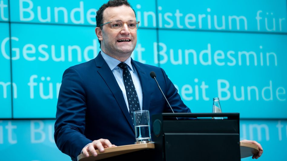 """Gesundheitsminister Spahn (CDU): Suche nach Impfstoff """"kann auch Jahre dauern"""""""