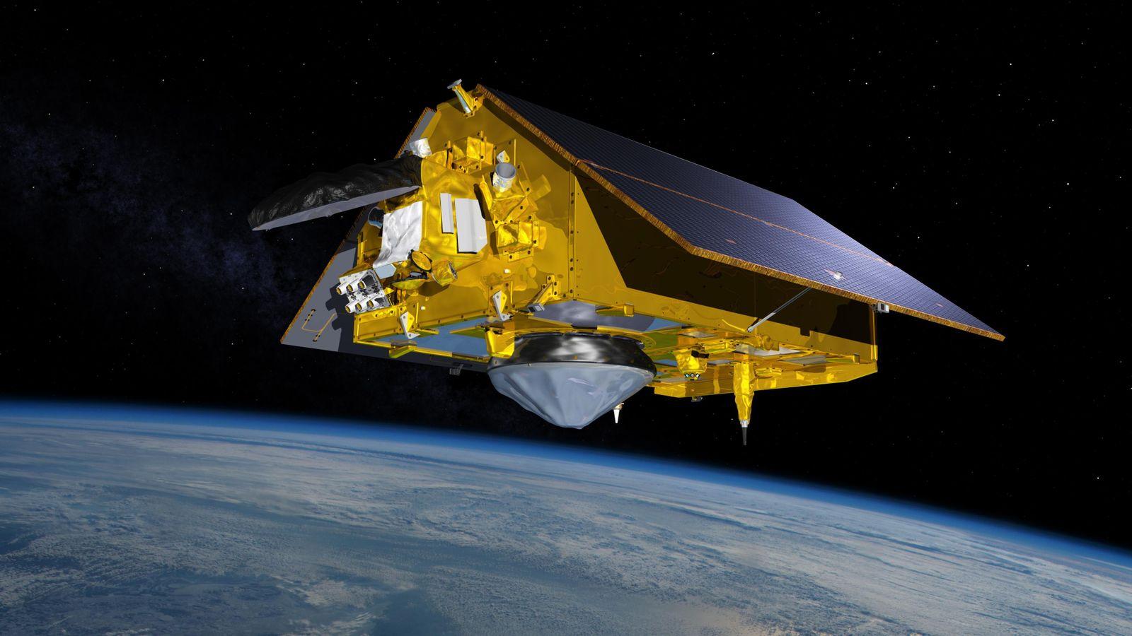 Erdbeobachtungssatellit Sentinel 6 Michael Freilich