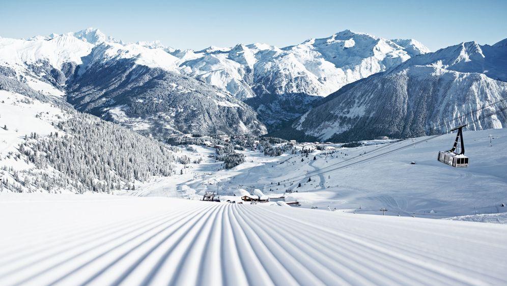 Courchevel in Frankreich: Das St. Tropez der Alpen