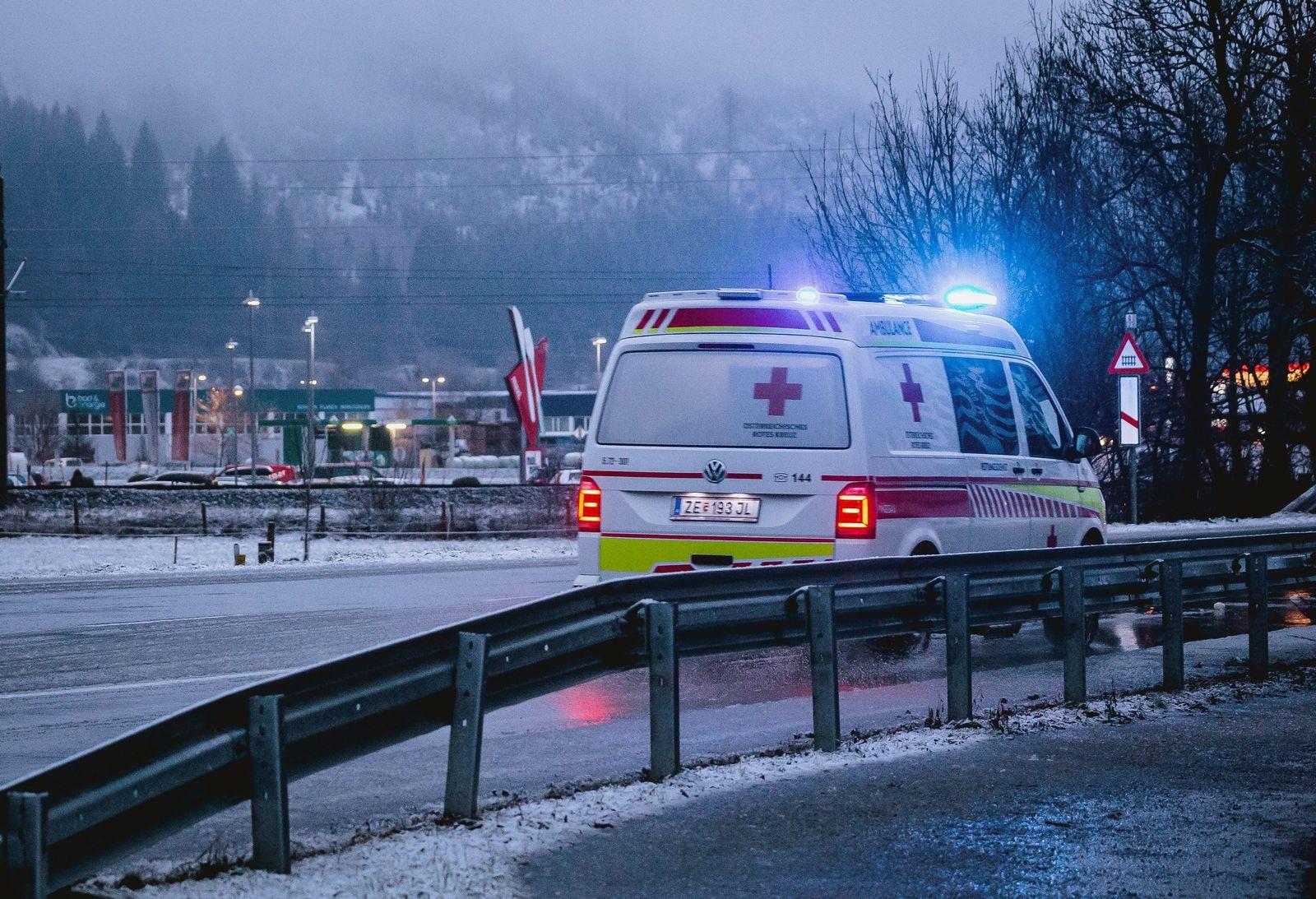 Pilot aus Deutschland stirbt bei Flugzeugabsturz in Österreich