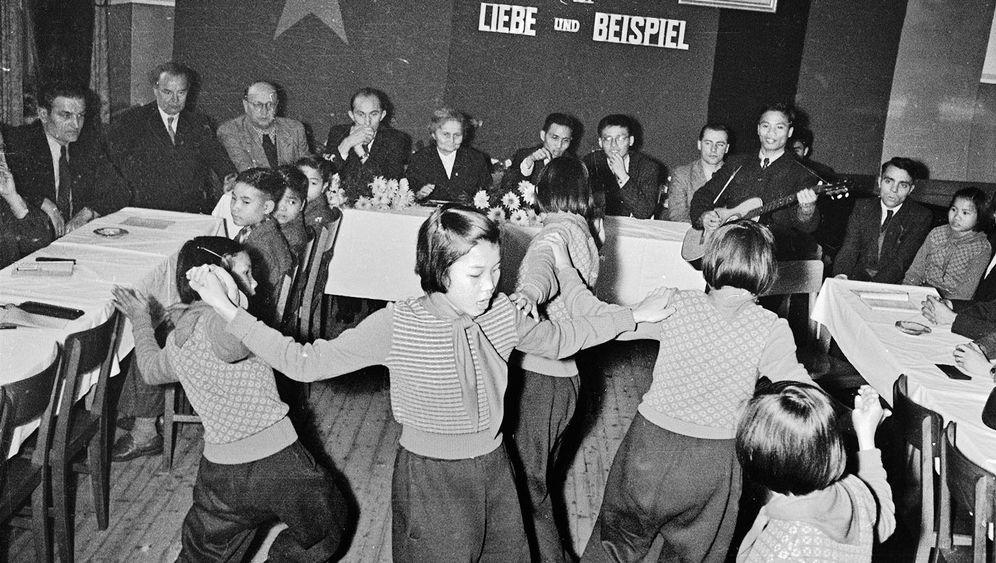 """Vietnamesische Kinder: """"Ostdeutschland war für uns ein Paradies"""""""