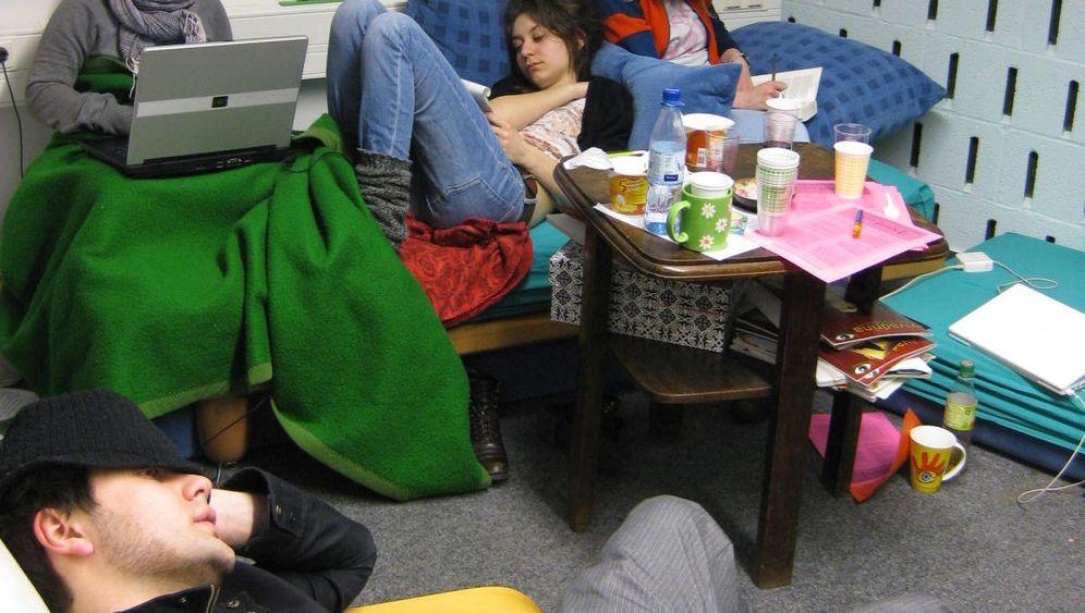 Nachtschicht gegen Aufschieberitis: Schreiben bis zum Umfallen