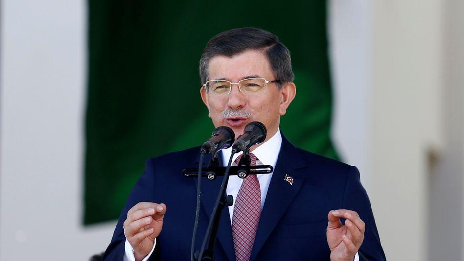 Ahmet Davutoglu: Der Ex-Premier hatte sich zuletzt vermehrt kritisch über die AKP unter Erdogan geäußert