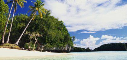 """Inselstaat Palau: """"Geehrt und stolz, dass die USA uns gebeten haben"""""""