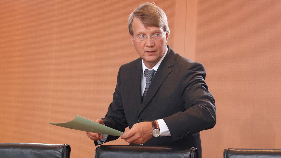 CDU-Mann Pofalla: Rückzug aus der ersten Reihe der Bundespolitik