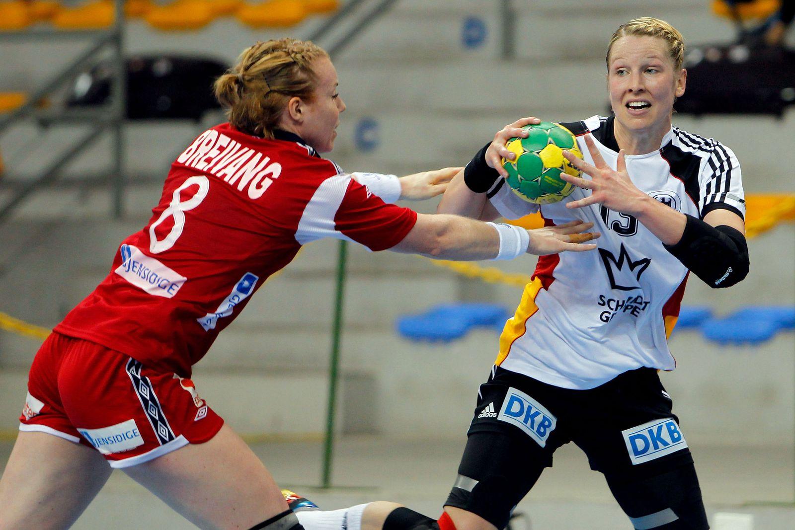 Handball-WM Frauen Norwegen - Deutschland