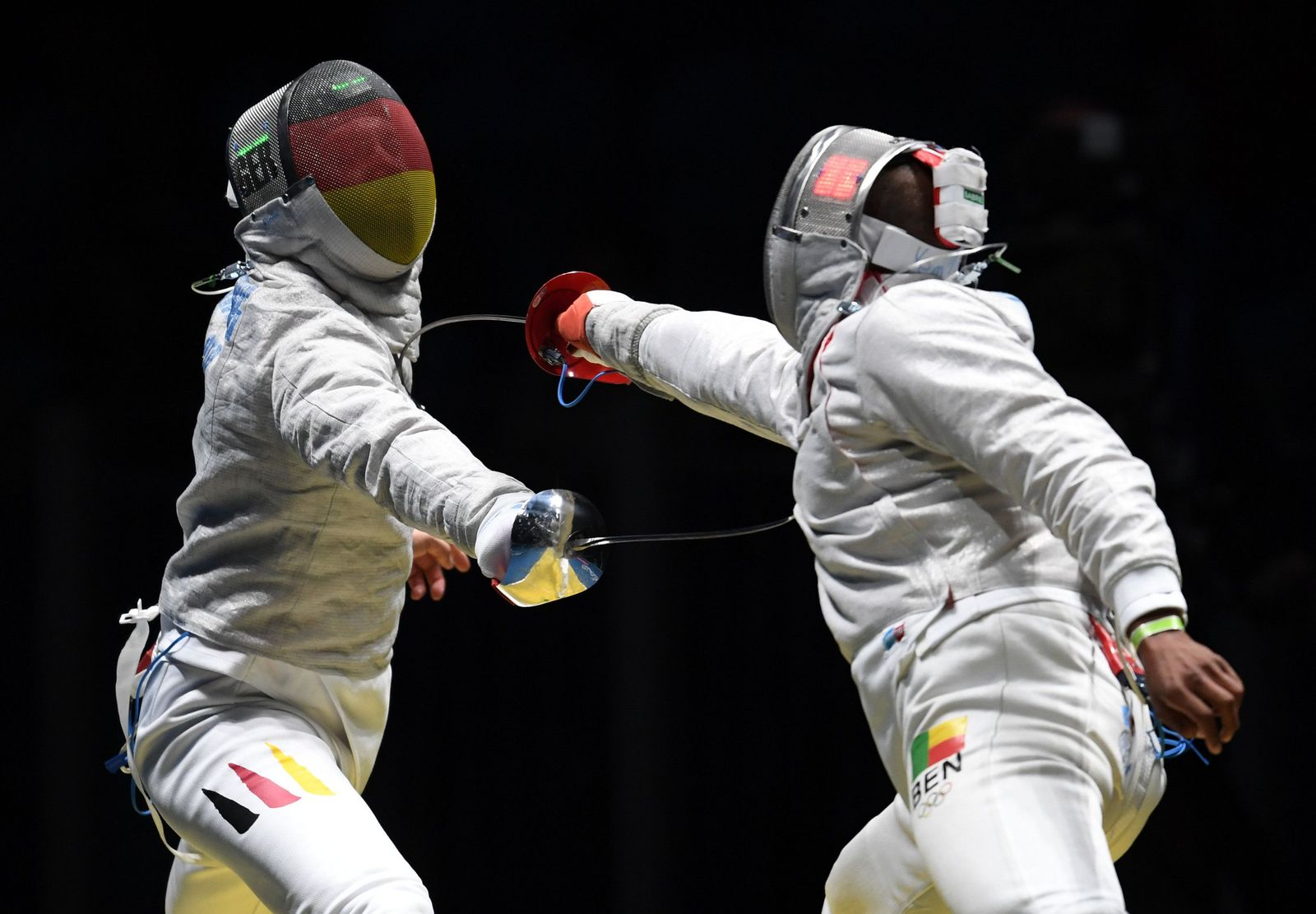 Rio 2016 - Fechten