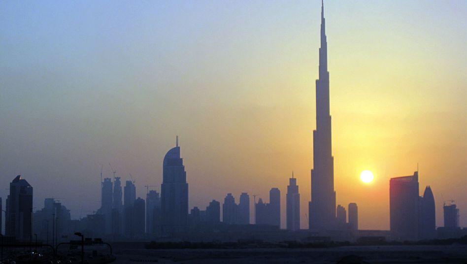 Noch beherrscht der Burj Khalifa die Skyline von Dubai