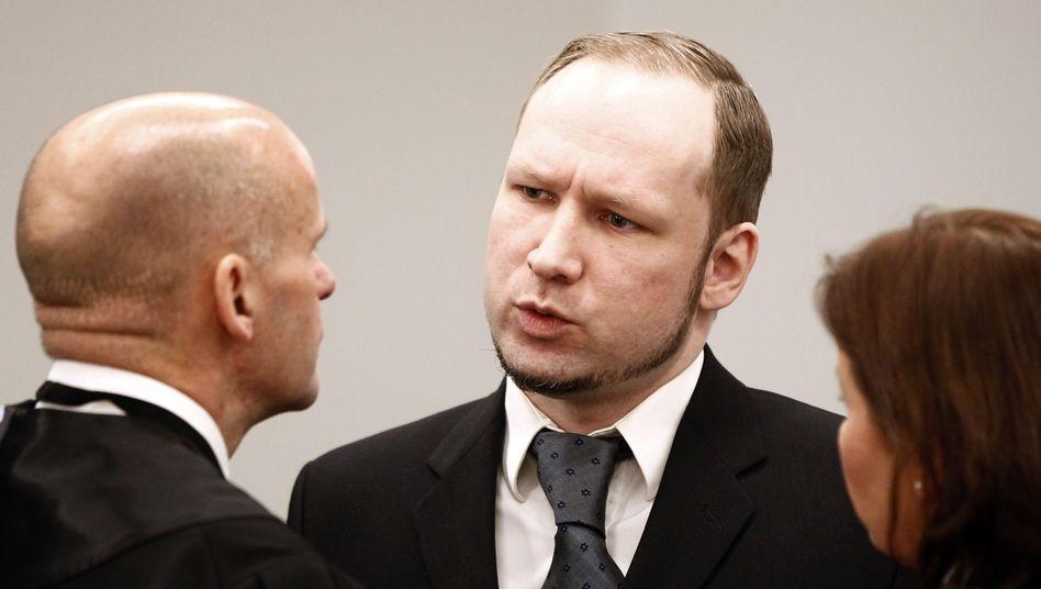 Breivik-Prozess in Oslo: Das Selbstmitleid des Attentäters