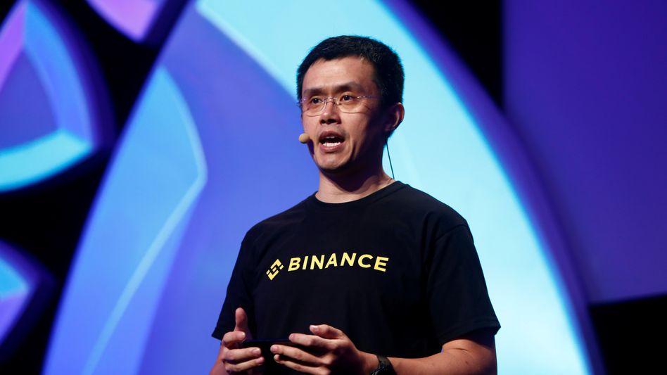 Binance-Chef Zhao: »In der Kryptowelt gibt es keinen normalen Tag. Irgendwas ist immer komisch.«