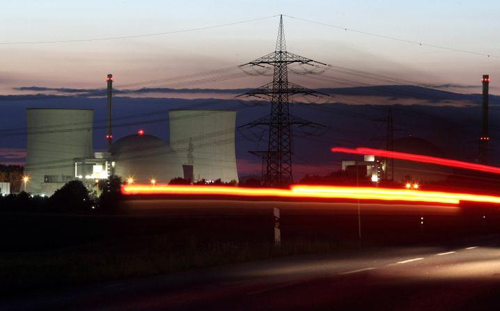 Kernkraftwerk in Biblis: Auch die Zukunft der hessischen Anlage ist unklar