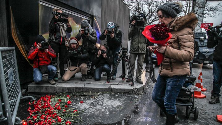 Istanbul: Angriff auf die Silvesterparty