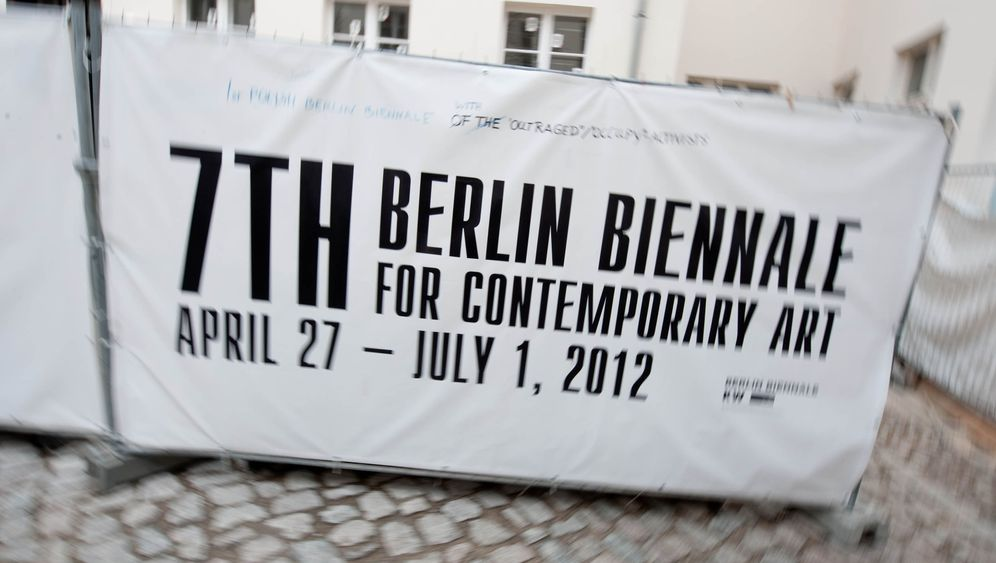 Photo Gallery: The Berlin Biennale Gets Political