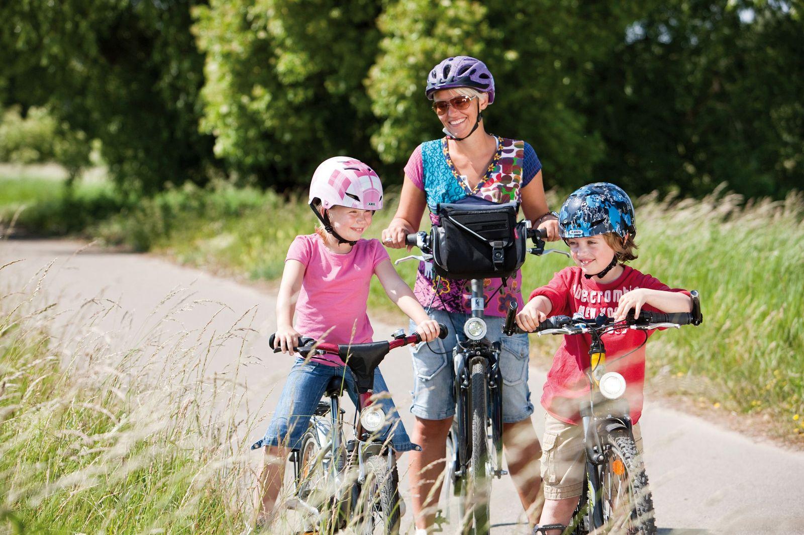 EINMALIGE VERWENDUNG Fahrradhelm / Helm Fahrrad