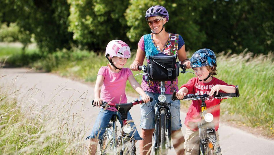 Radfahrer: FDP offen für eine klare Helmpflicht für Kinder