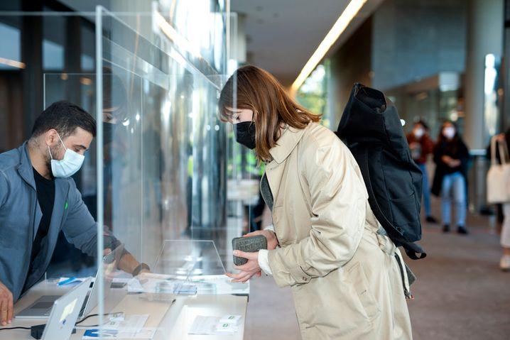 Geimpft, getestet oder genesen – dann gibt es den Campus-Pass