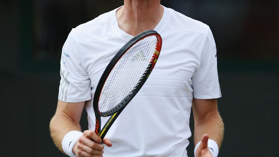 Titelverteidiger Murray: Schneller Sieg