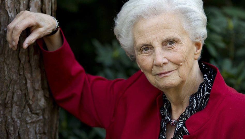 Els Borst (Foto von 2011): Gesundheitsministerin von 1994 bis 2002
