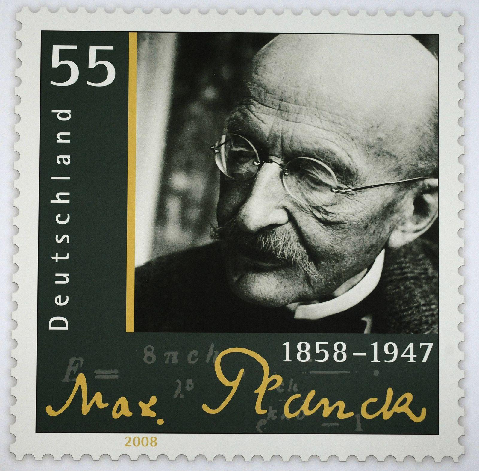 NICHT VERWENDEN Max Planck