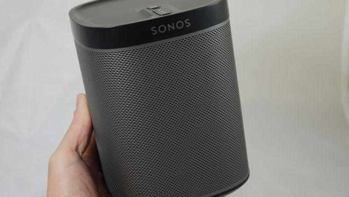 Drahtloser Surround-Lautsprecher: Der Sonos Play 1 im Test