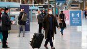 Großbritannien im Reise-Lockdown