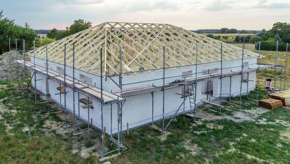 Neubau: Das Baukindergeld hat den Kauf von Eigenheimen angeschoben