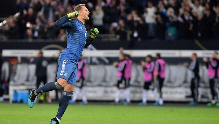 DFB-Team in der Einzelkritik: Seltsam instabil