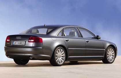 Audi A8 4.2 TDI: Der Stärkste in der Diesel-Arena