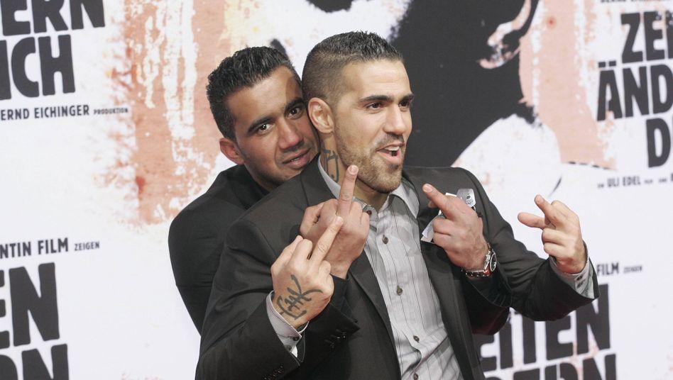 Arafat Abou-Chaker und Bushido (2010): Einst waren sie Geschäftspartner, nun sind sie zerstritten
