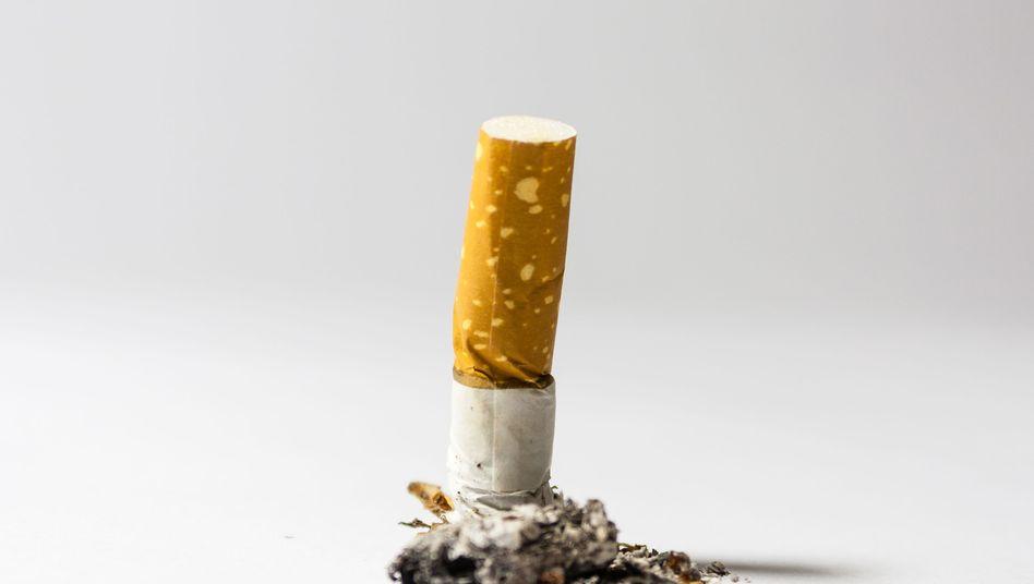 Rauchen aufhoren blutdruck steigt