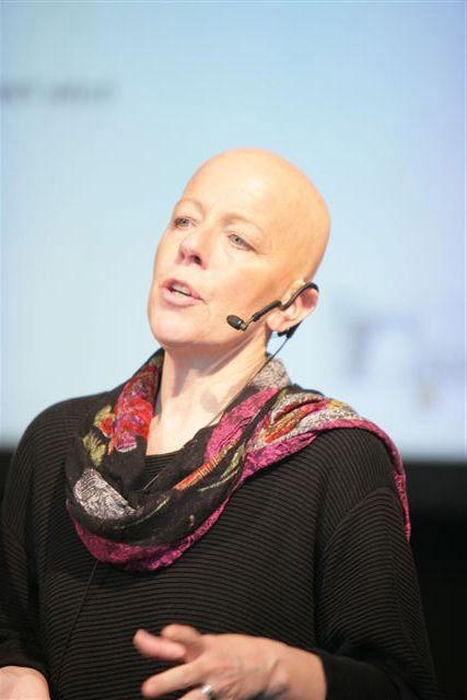 "Jennifer Latz: ""Die Alopecia areata ist mein Lebensthema geworden."""