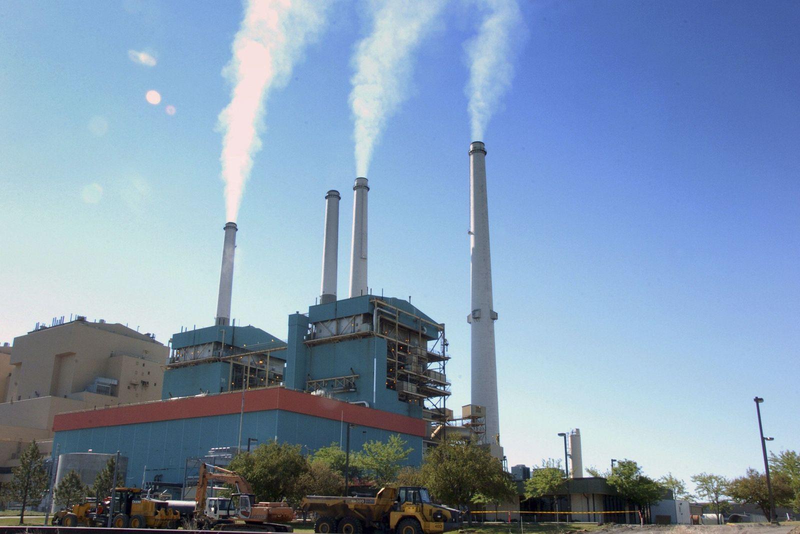 US-Kohlekraftwerk